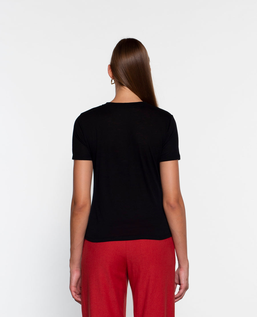 RELAXED FIT T- SHIRT