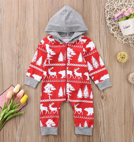 Wild Winter Onesie