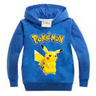 Blue Pokemon Long Sleeve Tshirt