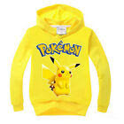 Yellow Pokemon Long Sleeve Tshirt