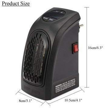 Mini Electric Portable Warm Air Blower Fan Room Heater