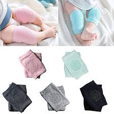 Infant Knee Support Pads - Pack of 3 pair