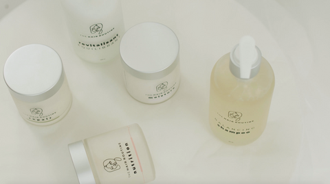 The_Hair_Routine_Products