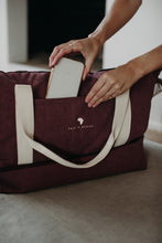 Load image into Gallery viewer, Khaki Weekender Bag