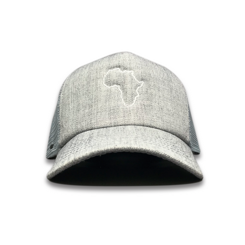 Kiddies Grey Trucker
