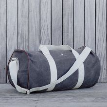 Load image into Gallery viewer, Charcoal Duffel Bag