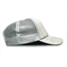 Load image into Gallery viewer, Grey Trucker