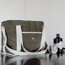 Load image into Gallery viewer, Olive Cooler Bag