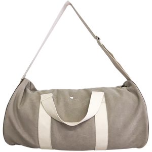 Natural Duffel Bag