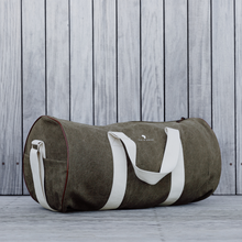 Load image into Gallery viewer, Olive Duffel Bag