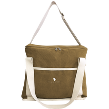 Load image into Gallery viewer, Khaki Cooler Bag
