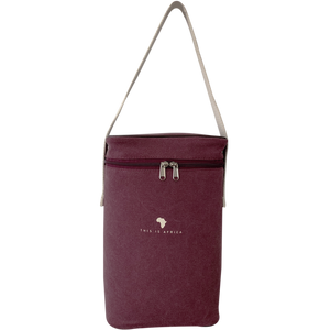 Maroon Wine Cooler