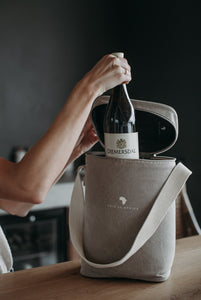 Charcoal Wine Cooler