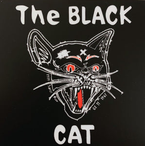 Black Cat Collection Sticker