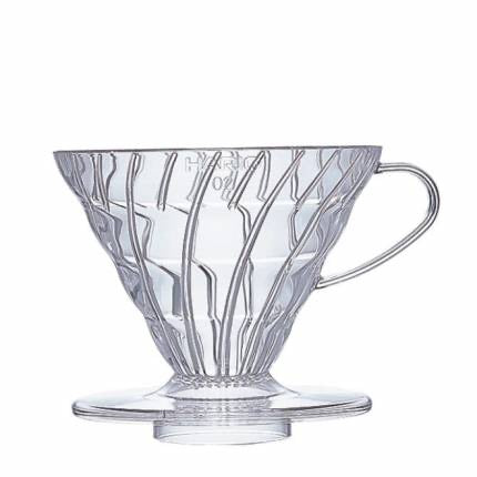 Hario Coffee Dripper V60 02 transparent
