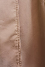 Afbeelding in Gallery-weergave laden, vintage beige trench coat details