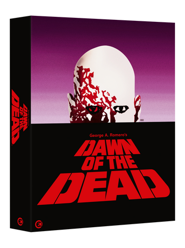 Dawn of the Dead Blu-ray: Pre Order Available 22nd March 2021