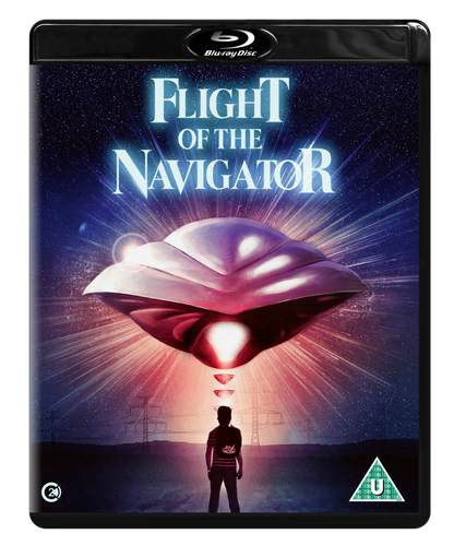 Flight of the Navigator Standard Edition
