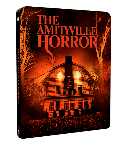 The Amityville Horror Steelbook Limited Edition - OUT OF PRINT