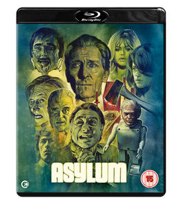 Asylum Standard Edition: PRE ORDER AVAILABLE 6TH JANUARY 2020