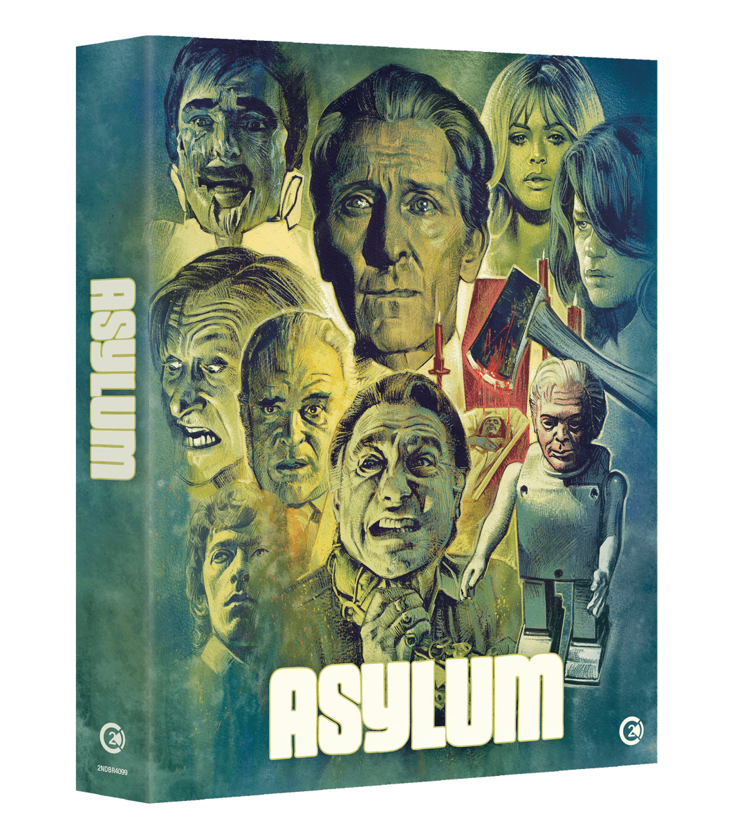 Asylum Limited Edition - OUT OF PRINT