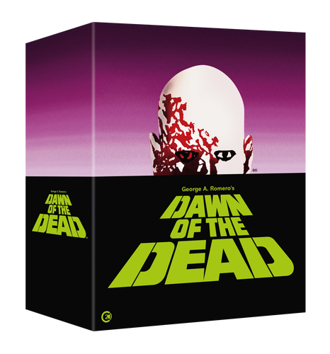 Dawn of the Dead Limited Edition Blu-ray: PRE ORDER - Available 16th November 2020