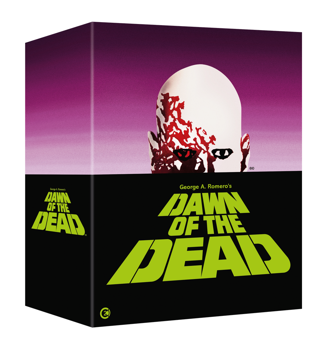 Dawn of the Dead Limited Edition 4K UHD