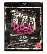 Load image into Gallery viewer, DOA – A Right of Passage DVD / Blu-Ray Dual Format