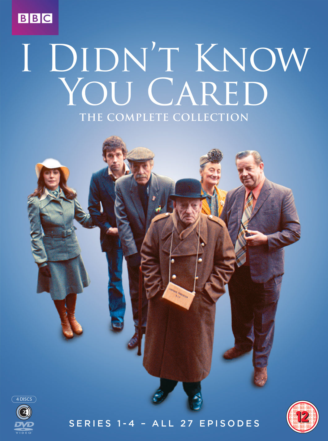 I Didn't Know You Cared: The Complete DVD Collection