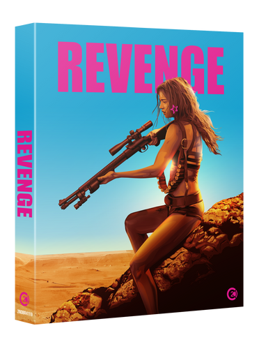 Revenge Limited Edition: PRE ORDER - AVAILABLE 11TH MAY 2020