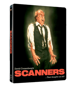 Scanners Steelbook