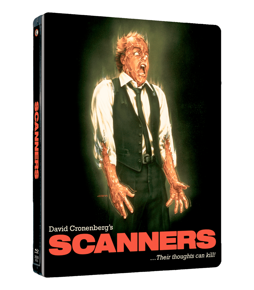 Scanners Steelbook - OUT OF PRINT
