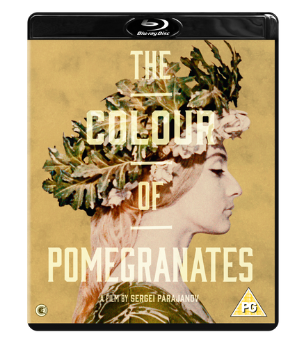 The Colour of Pomegranates Standard Edition