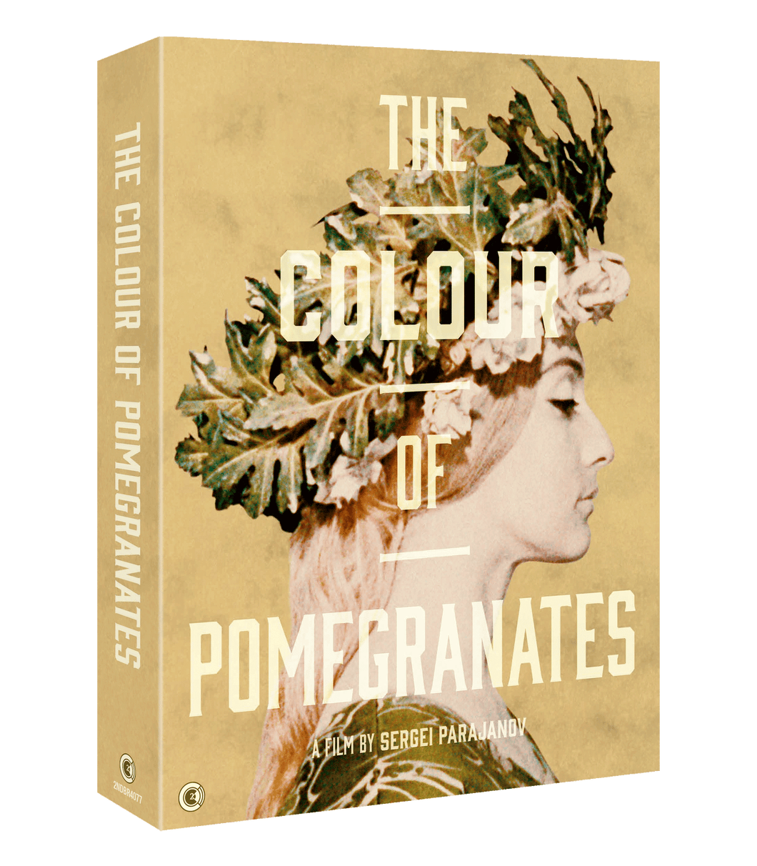 The Colour of Pomegranates Limited Edition Box Set - OUT OF PRINT