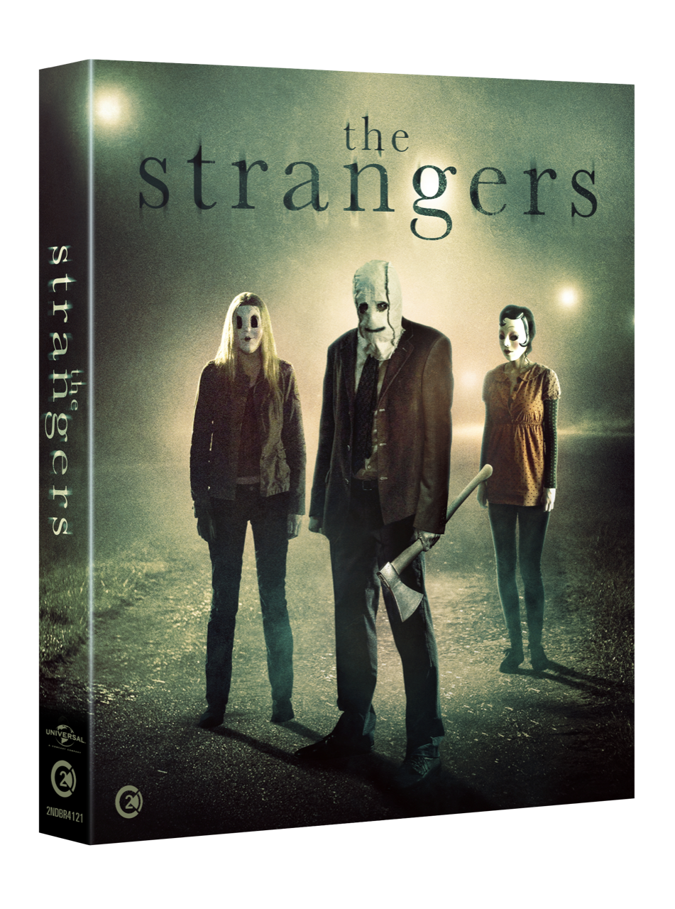 The Strangers Limited Edition: PRE ORDER - Available 28th September 2020
