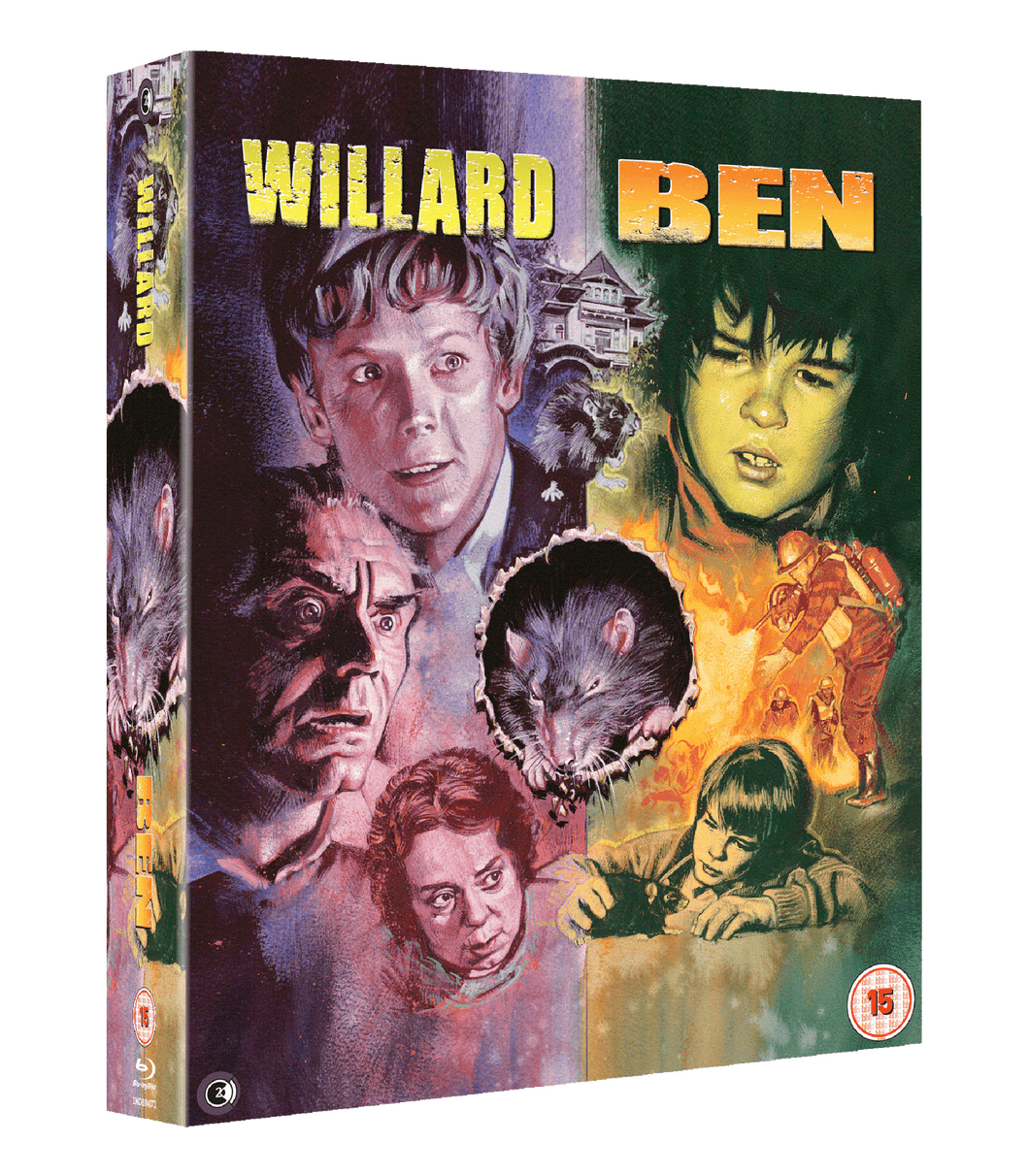 Willard / Ben Limited Edition Box Set