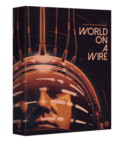 World on a Wire Limited Edition Box Set - OUT OF PRINT