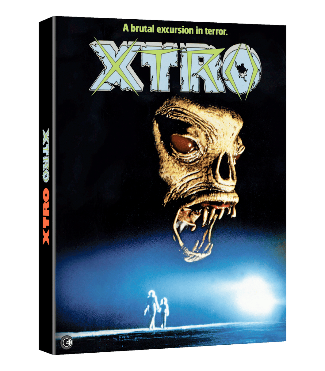 Xtro Limited Edition Box Set