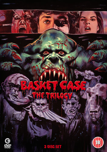 Basket Case - The Trilogy