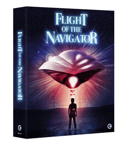 Flight of the Navigator Limited Edition - OUT OF PRINT