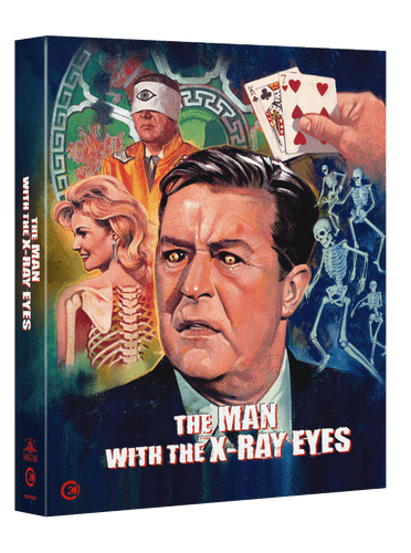 The Man With the X-Ray Eyes Limited Edition: PRE ORDER - AVAILABLE 20TH APRIL 2020