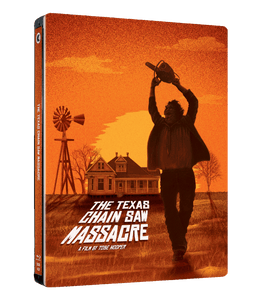The Texas Chain Saw Massacre Steelbook