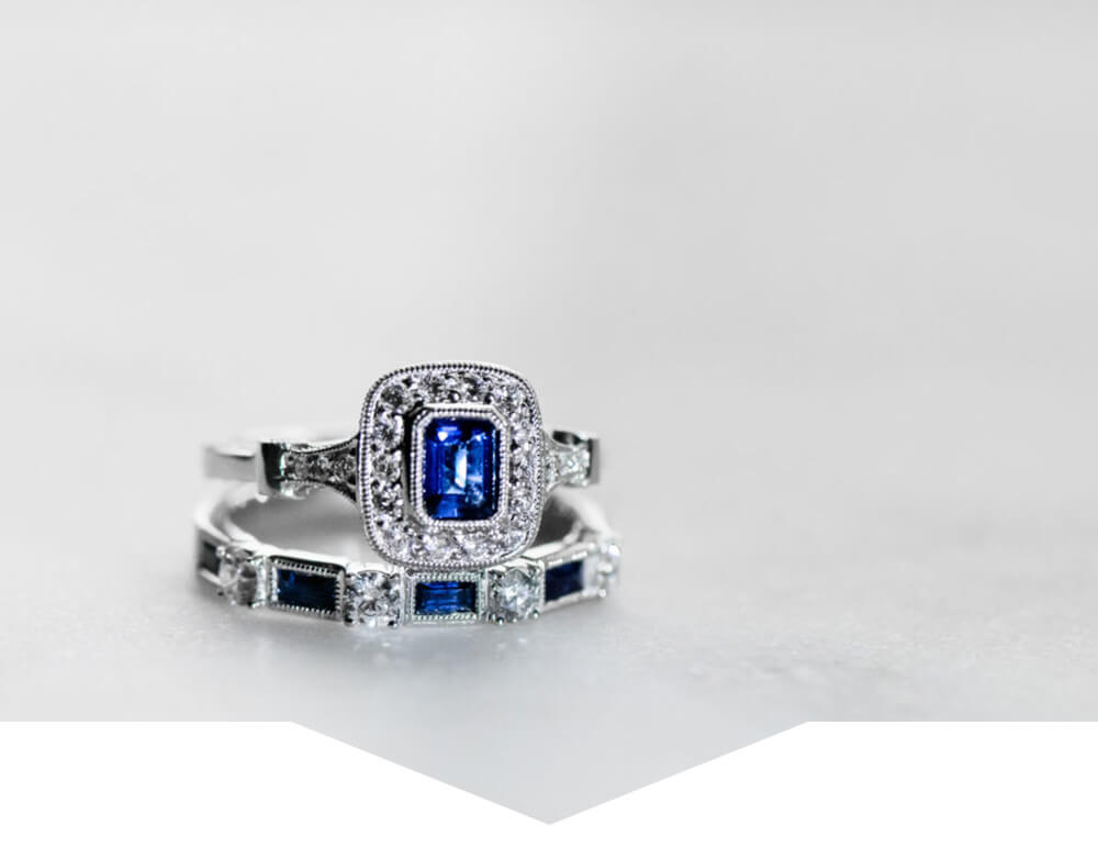 There are 6 things you should know before buying sapphire engagement ring