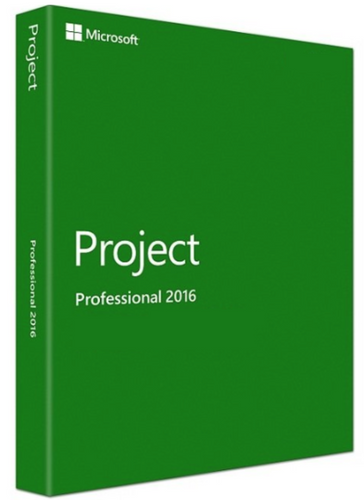 Microsoft Project Professional 2016 officepakke.se