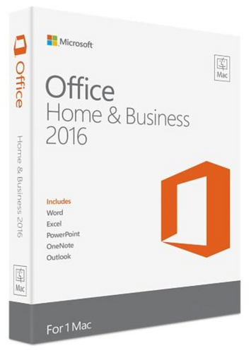 Microsoft Office hem & Business 2016 för Mac officepakke.se