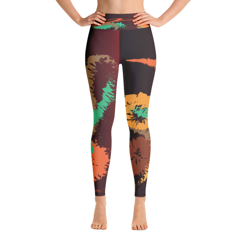 Arancia HIGH-WAIST Leggings