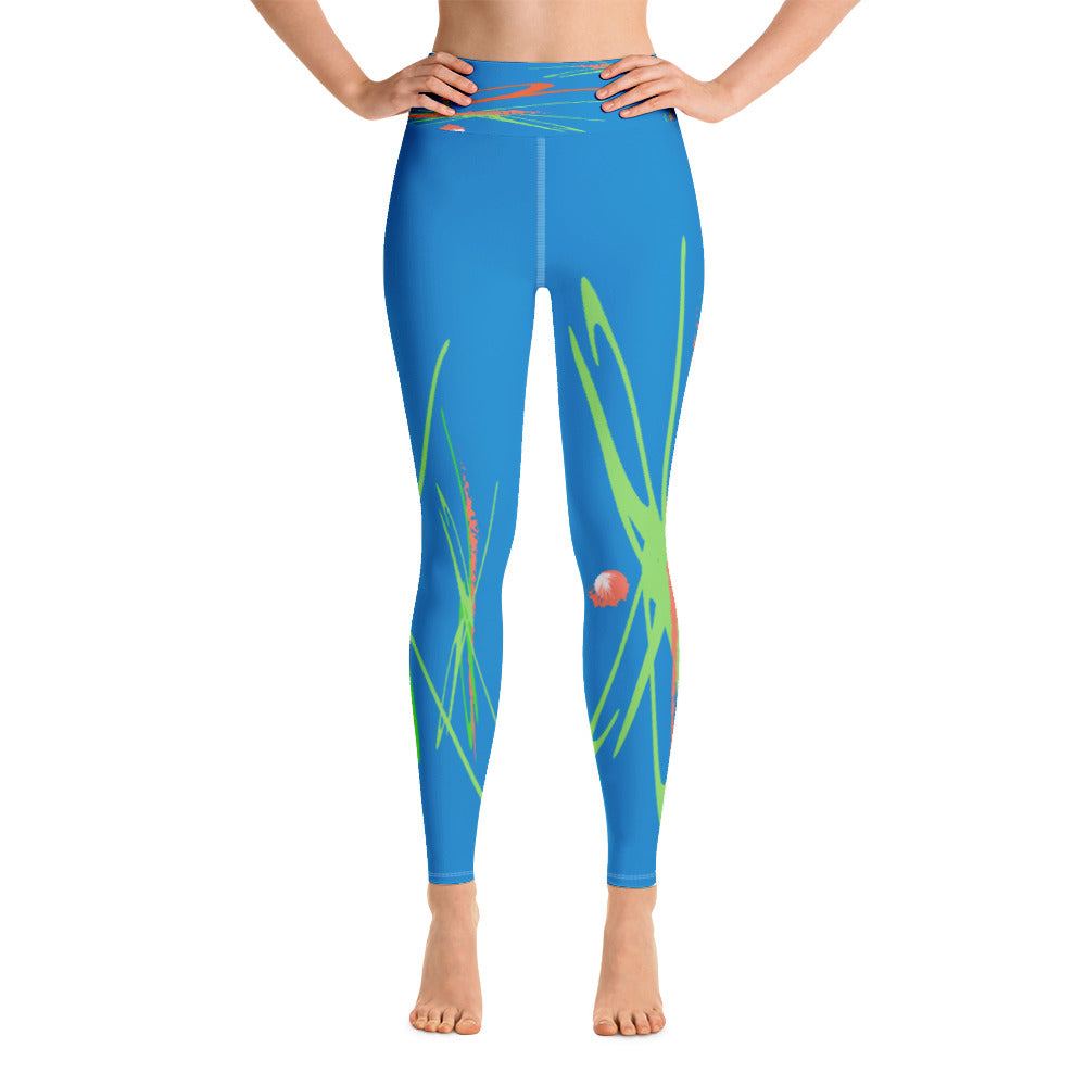 Alghae HIGH-WAIST Leggings