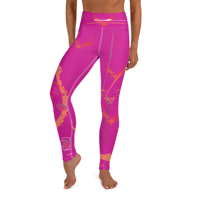 Fiero NDL High-Waist Leggings