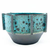 BKB Ceramics - Blue on Black #4
