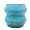 BKB Ceramics - Blue on Black #1